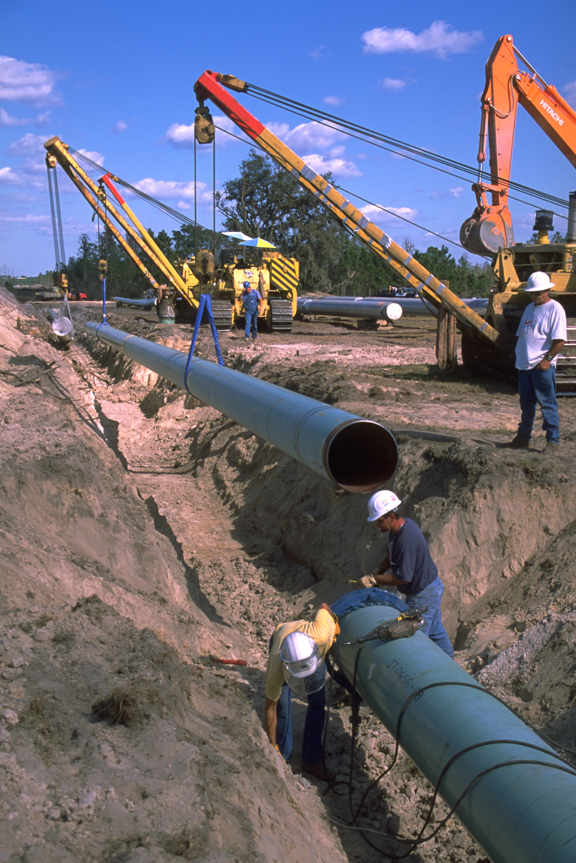 Pipeline Construction | Williams
